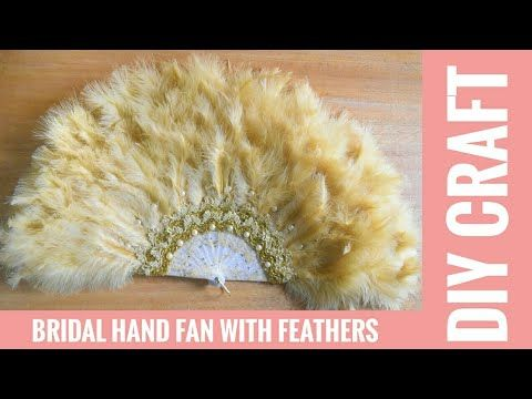Let S Talk Traditional Bridal Hand Fans Feathered Coloured Peacock More African Wedding Attire Wedding Fans Elegant Wedding Dress