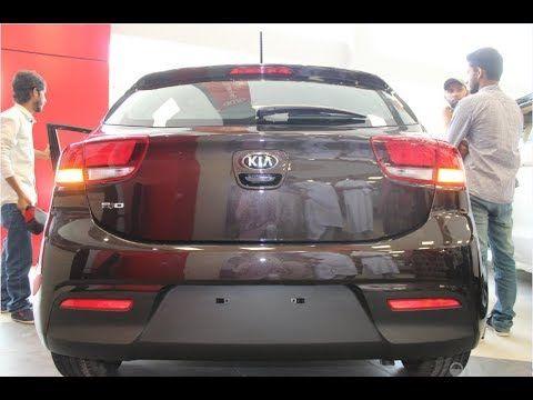 Kia Rio Launched In Pakistan Complete Interior Exterior