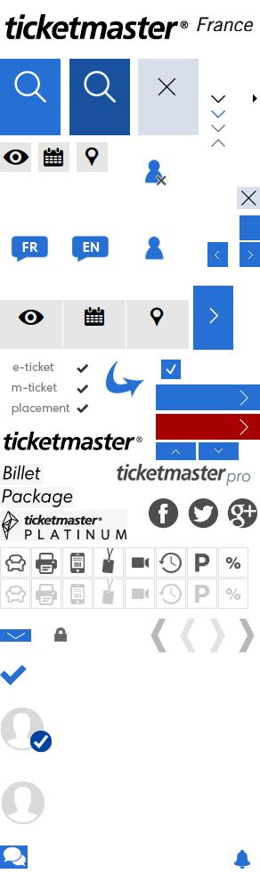 Ticketmaster.fr : La billetterie 100% officielle et garantie