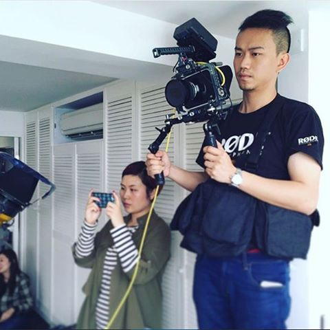 @jackyyipyip tagged us in this photo of the TILTA Rig being used on a set. Awesome! ⭐️