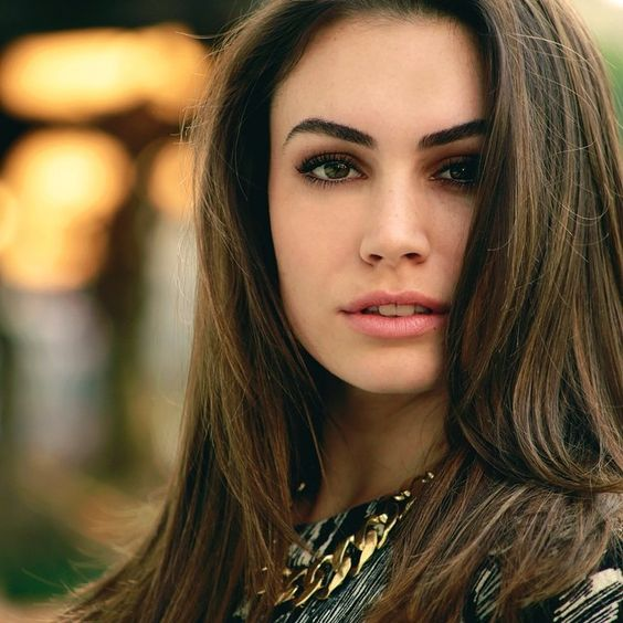 Sophie Tweed-Simmons. She is so gorgeous!