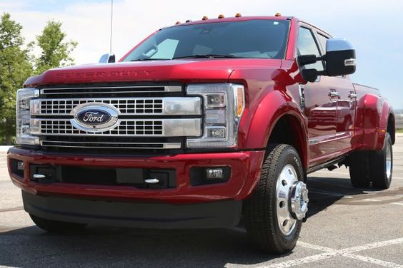 First Drive: 2017 Ford Super Duty