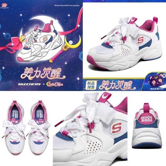 Etna Marina fórmula  Conoce los nuevos tenis de Sailor Moon ¡nos urge tenerlos! - Dónde Ir: Tu  guía de la Ciudad de México. ¿Qué hacer hoy? | Sailor moon, Skechers,  Sailor scouts