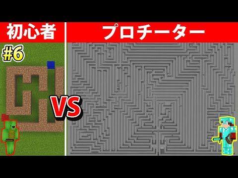 初心者 vs プロ チーター