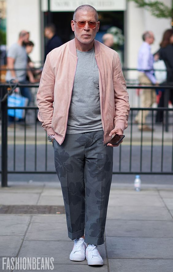 Street Style Gallery: London Fashion Week Men's SS18 | FashionBeans