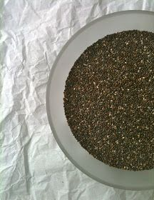 Passionately Raw! - Health Benefits of Chia Seeds