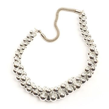 Hemamalini Necklace by Filling Spaces - handcrafted in India