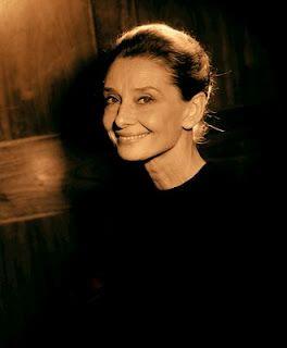 Audrey Hepburn 50s