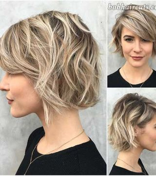 Really Stylish Short Choppy Haircuts for Ladies - 9