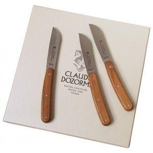Le « London » est un couteau de marin, avec sa lame en forme de « pied de mouton » imposée à bord des bateaux car considérée comme moins dangereuse que les lames pointues. Depuis 1902, la coutellerie Claude Dozorme de Thiers est une entreprise familiale.