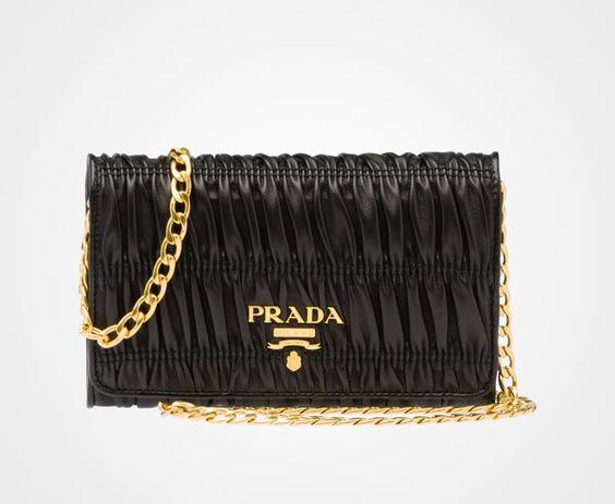 black prada purse price - Prada SHOULDER BAG - 1BP005_QRD_F0002_V_CGO   Want list ...