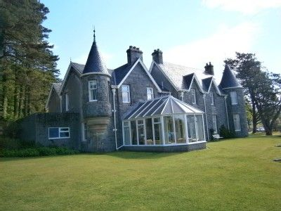 7 bedroom chateau / country house near the beach in Scottish Highlands & Islands - 1111524