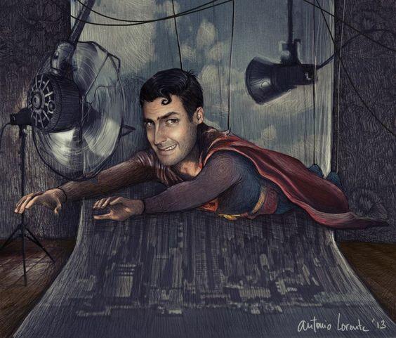 I need a Hero, Superman| Antonio Lorente: