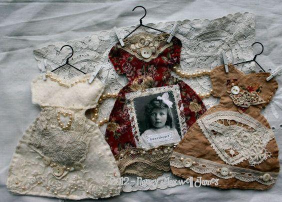PDF Devoted Fabric Dresses Tutorial. $5.00, via Etsy.
