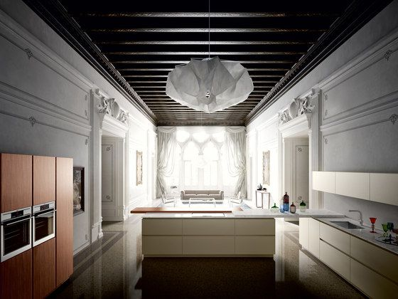 Fitted kitchens | Kitchen systems | Velvet Élite | GeD. Check it out on Architonic