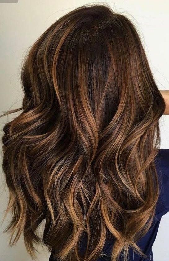 20 Hottest Highlights For Brown Hair To Enhance Your Features Highlights For Brown Hair Owners Of In 2020 Brown Hair With Highlights Brown Hair Colors Hair Highlights