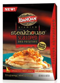 FREE Idahoan Steakhouse Potatoes at Kroger (Load Today Only)!