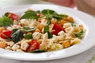 Greek Isles Pasta Salad recipe healthy-recipes healthy-recipes healthy-recipes