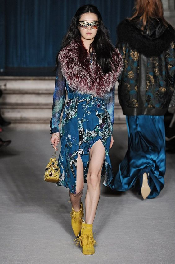 Pin for Later: London Fashion Week, le Guide Jour 3: Matthew Williamson