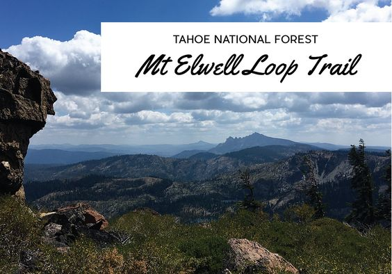 One of the most epic CA hikes I have been on! | The Outside View | #campervan #rentals #northerncalifornia #sanfrancisco #lostsierras #tahoenationalforest