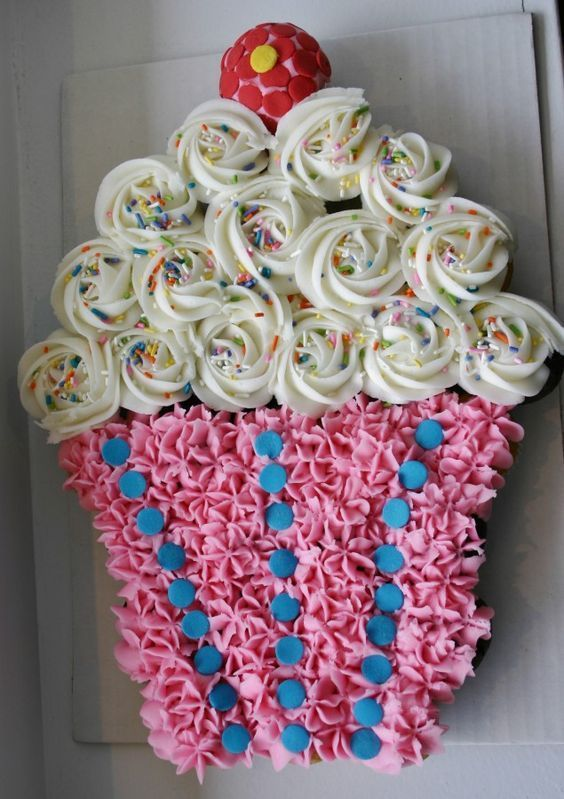 Best Birthday Cupcake Cakes Vanilla Cake Recipe With Images