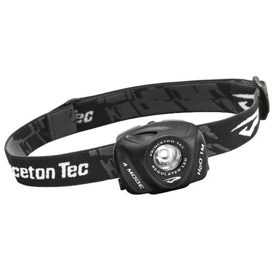 Princeton Tec EOS 105 Lumen LED Headlamp - Black