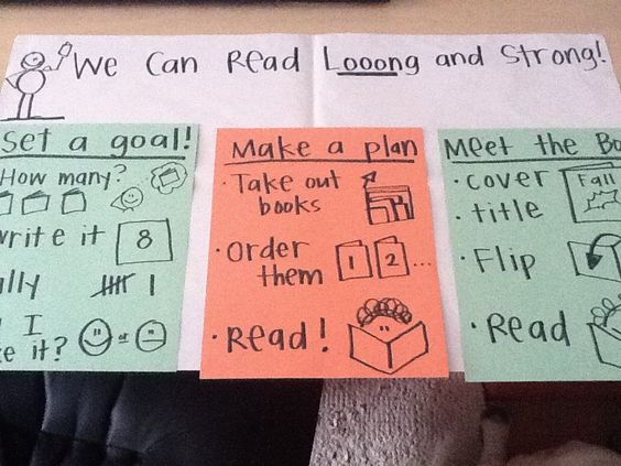 first grade routines