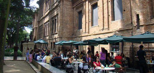 Café da Pinacoteca, São Paulo