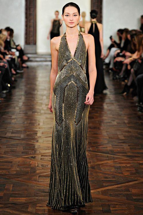 fashion-gonewild:    Ralph Lauren Fall 2012