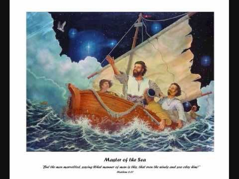 Squire Parsons master of the sea - YouTube