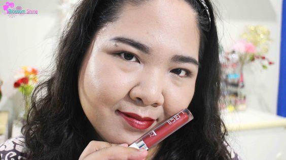 Ini adalah salah satu lipstick yang aku harus coba dan review bulan lalu - Zoya Cosmetic Metallic Lip Paint - Elisabeth. Click on the picture for the review