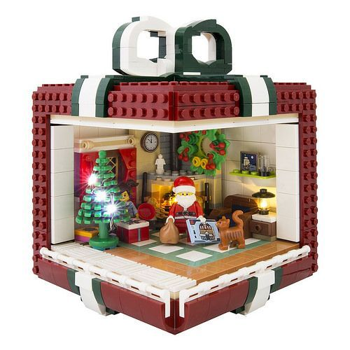 Christmas Village In 2020 Lego Christmas Village Cool Lego Lego For Kids