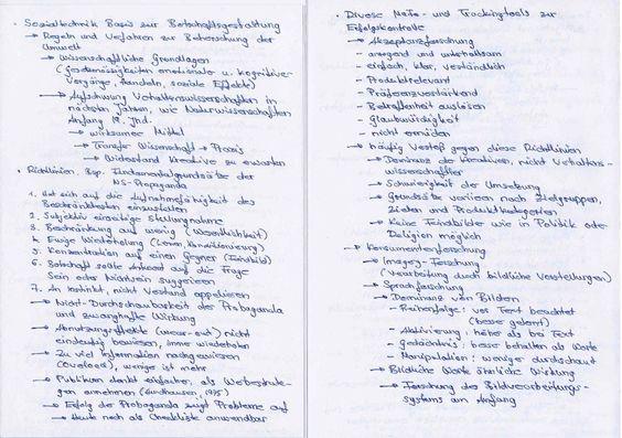 Entscheidungen und deren Beeinflussung, Allgemeine Regeln und Status Quo (Quelle, Werner Kroeber-Riel, Gundolf Meyer-Hentschel, Werbung, Steuerung des Konsumentenverhaltens, S. 47-58)