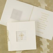 Find Lots of Help With Religious Invitation Announcement Stationery Cards Etiquette at CardsShoppe.com