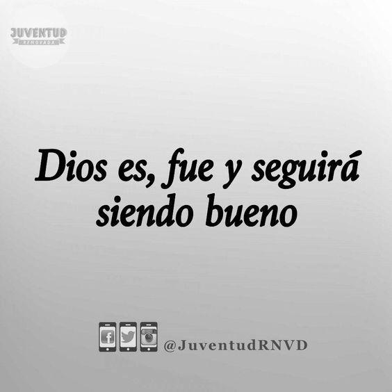 #DiosEsBueno