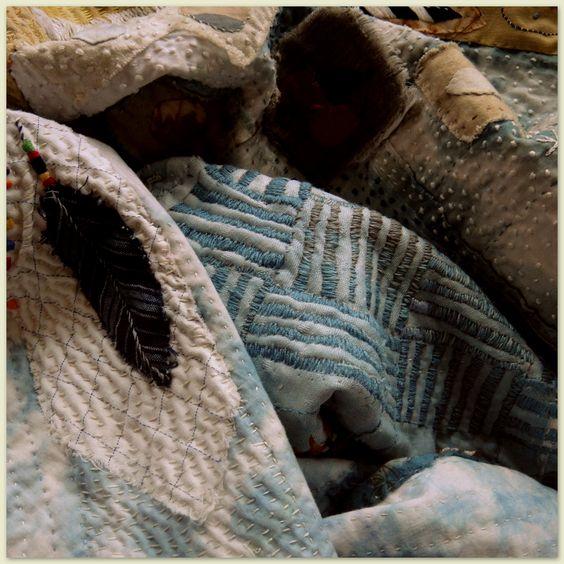 Fields of texture   Spirit Cloth