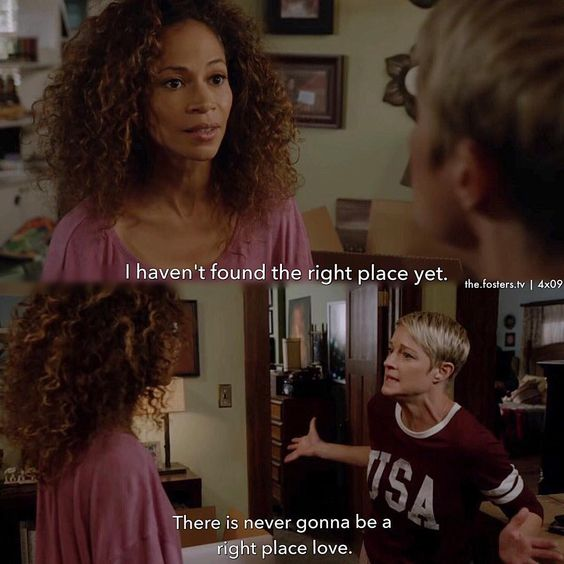"""#TheFosters 4x09 """"New York"""""""