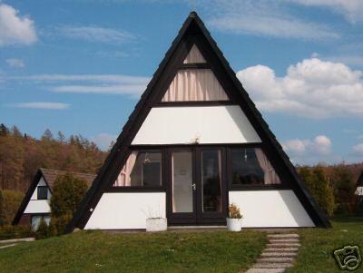 NurDach Ferien-Blockhaus Finnhütte