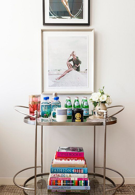 Dream Office for Glamour Magazine's L.A. Editor