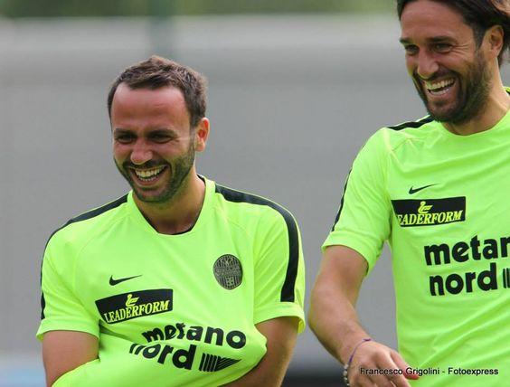 Hellas Verona training