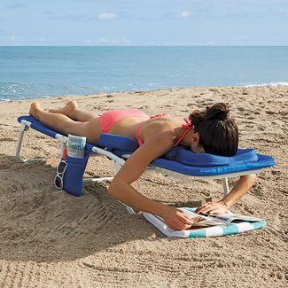 ErgoCloud Deluxe Tumbona de playa