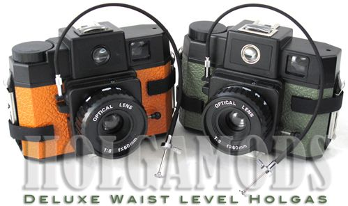holga cameras modified