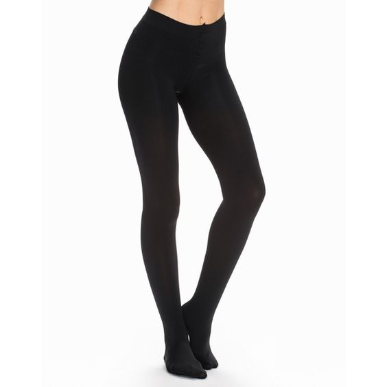 Vogue Opaque 3d 180 Den (105 PLN) ❤ liked on Polyvore featuring intimates, hosiery, tights, black, tights & stay-ups, underwear, womens-fashion, black pantyhose, black opaque tights and sheer black stockings