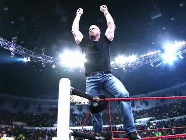 Raw Exclusive: Stone Cold Steve Austin   Watch the video - Yahoo! Screen
