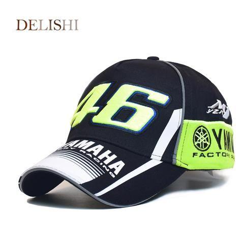 Snapback Casual Mesh Hats Cotton Baseball Caps Yamaha-Motorcycle
