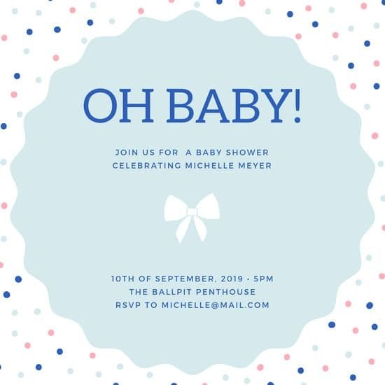 Free Baby Shower Flyer Templates For Word Baby Shower Invitation Templates Printable Baby Shower Invitations Free Printable Baby Shower Invitations