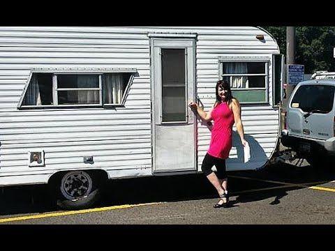 1966 Vintage Trailer Part 2 Siding Removal Camper Caravan Rv Repair Youtube Camper Windows Rv Repair Camper Caravan