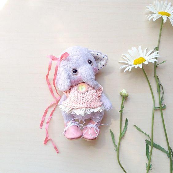 #слон #слоник #слоненок #тедди #artteddy #elefant #teddy