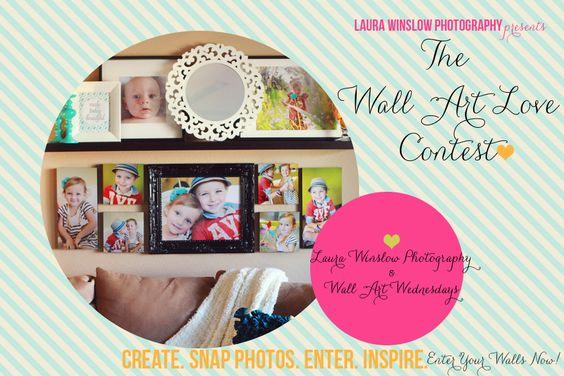 Submit your wall displays to win prizes