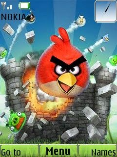 1Angry Birds